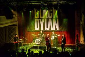 Black Dylan 2017
