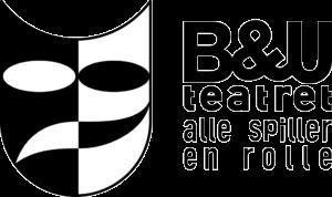 Logo B&U Teatret