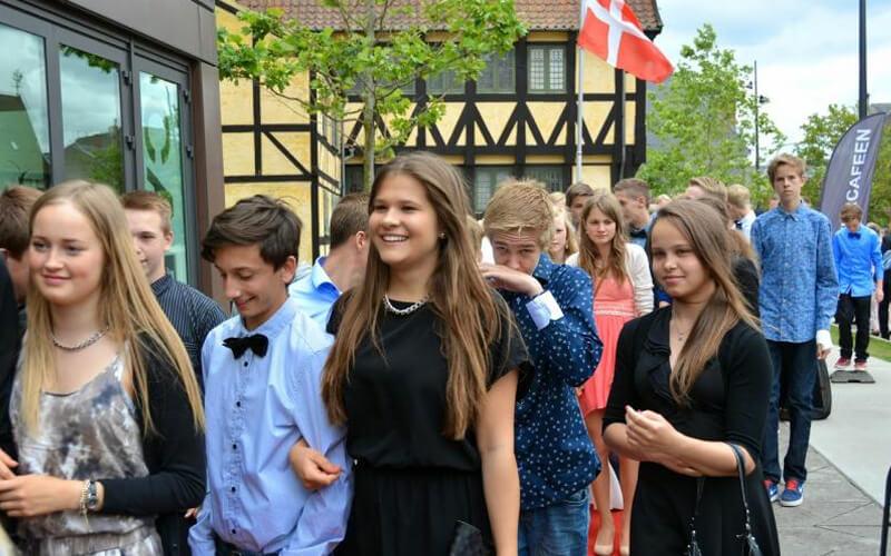 Skolefilm Festival i Borgerforeningen
