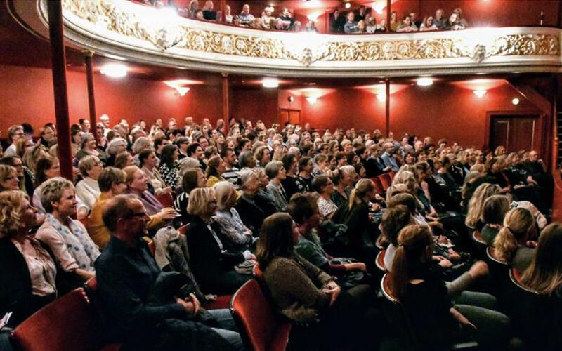 Svendborg Teater publikum